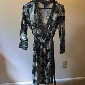 """BCBG Max Azria """"Wrap"""" Dress"""